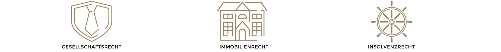 Rechtsgebiete unseres Rechtsanwalts in Nürnberg.